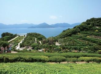 신(神)의 정원, 거제, 한려해상국립공원